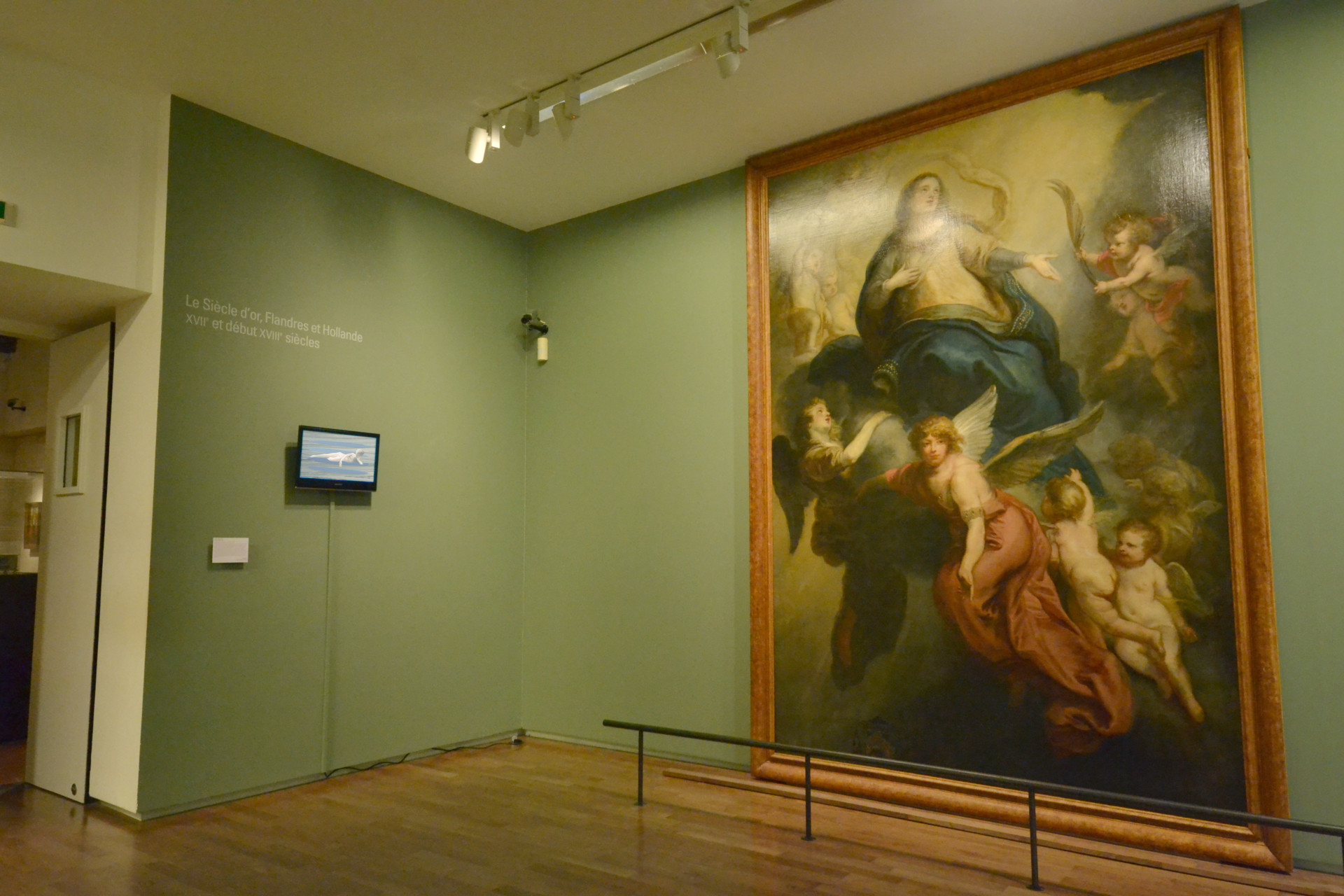 Charlène Guyon–Mathé Installation