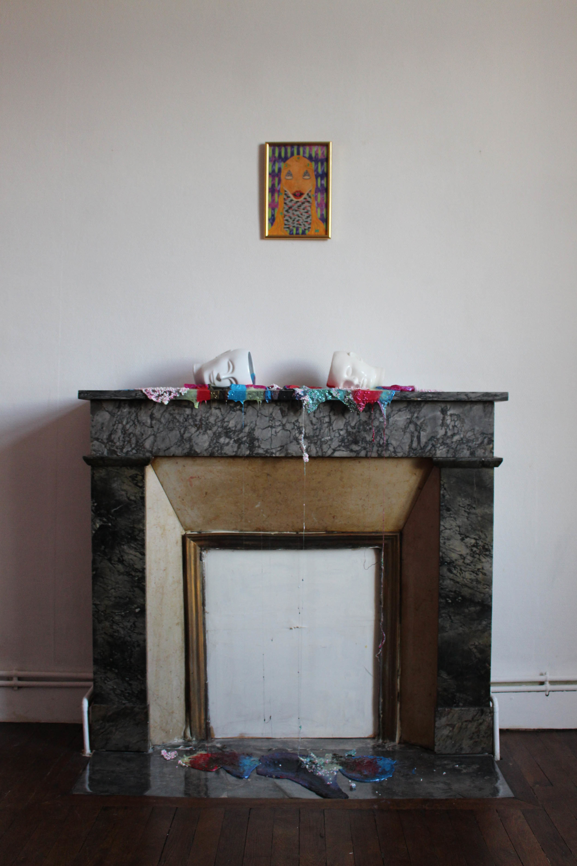 Charlène Guyon–Mathé Château en Fibula